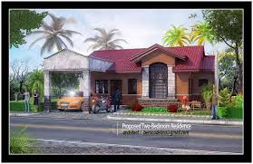 attractive 2400 sq ft house plans 4 philippine bungalow house