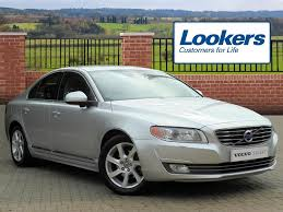 used volvo s80 cars for sale with pistonheads