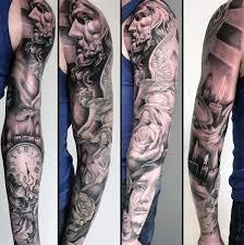 12 best quarter sleeve tattoos for men images on pinterest