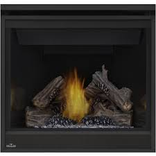napoleon ascent 36 inch built in direct vent propane gas fireplace
