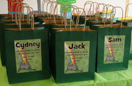 personalized party favor bags kids party favor ideas kids birthday party favors