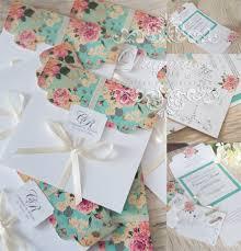 imagenes vintage para xv invitacion de boda con toques de color turquesa y flores vintage