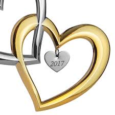 our ornament 2017 hearts nambe silver superstore