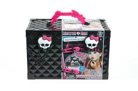 amazon com monster high monsterfy make up case toys u0026 games