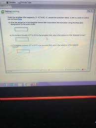 uestion 6 of 13 sapling learning given the templat chegg com