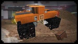 minecraft dump truck how to make a working garbage truck in minecraft minecraftvideos tv