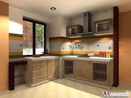 orange and brown kitchen decor pictures of modern orange kitchens
