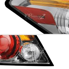 nissan altima 2016 tail light driver side for 2007 2009 nissan altima sedan 4d s se se r tail