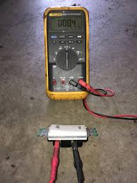 how to use a multimeter measuring resistance and verifying