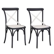 Vintage Style Patio Furniture - amazon com adeco econ friendly nylon vintage style dining chair