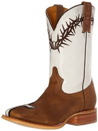 amazon com tin haul shoes men u0027s between two thieves western boot