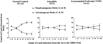 different contributions of the human amygdala and ventromedial