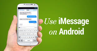 how to use apple s imessage on android phone - How To Imessage On Android