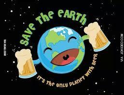 Earth Meme - save the earth cartoon