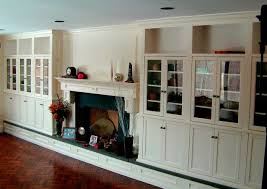Fireplace Bookshelves by Wall Unit Tv Fireplace Bookshelves The Fireplace Hearth