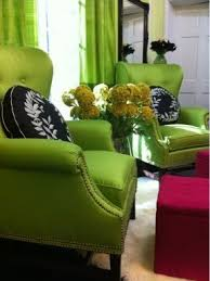 Green Chairs For Living Room Lime Green Accent Chair Foter