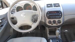nissan altima interior 2011 2002 nissan altima sheer silver stock 14903a interior youtube