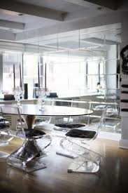 Perspex Dining Chairs Acrylic Dining Chairs Foter