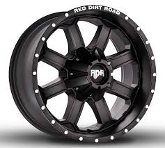 Truck Wheel And Tire Packages Red Dirt Road Wheels Red Dirt Rims Black Truck Wheels Off