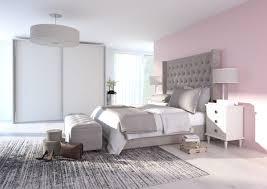 chambre gris et rose le gris en déco
