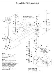 multiton electric pallet jack parts diagram periodic u0026 diagrams