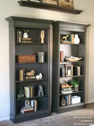 Diy Bookshelves Plans by Furniture Home Diy Bookcase Bright Diy Bookcase Headboard Best