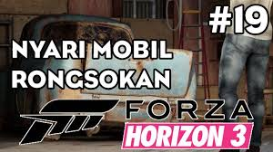 Mr Barn Barn Find Pakai Mobil Mr Bean Forza Horizon 3 Indonesia Gameplay