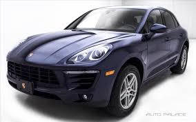 2017 porsche macan base 2017 porsche macan suv 4 door for sale 24 used cars from 48 843