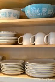 organize now week 2 kitchen cupboards thyme