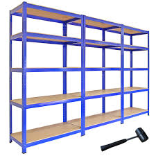 Free Standing Shed Shelves by Metal Shelving Units Home Decorations