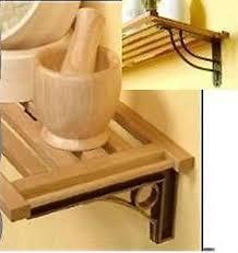 clearance slatted solid oak or beech wooden shelves wood shelf ebay
