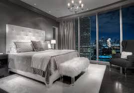 chambre adulte décoration chambre adulte grise