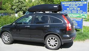 honda crv cargo box roof box advice