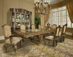 Luxurious Dining Table Decorating Tuscan Dining Table
