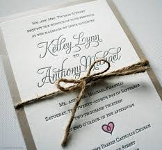 Rustic Invitations Rustic Wedding Invitations Hand Painted Letterpress Wedding