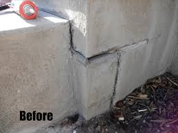 fix cracking in cement stairs twofeetfirst