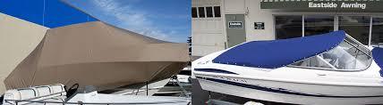 Awning Boat Custom Canvas Boat U0026 Tonneau Covers Bellevue Wa Eastside Tent