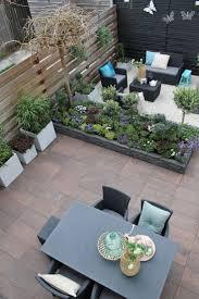 creative small courtyard garden design ideas garden ideas small patio gardening six container you need to