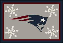 nfl holiday area rugs from owen carpet