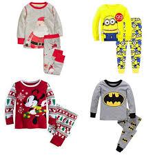 2017 pijama boys pijamas mickey pyjama baby boy