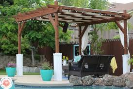 How To Build Your Own Pergola by Interesting Ideas How To Make A Pergola Easy How Build Backyard