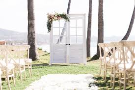 wedding arches to rent wedding door rental arch rental door rental san diego