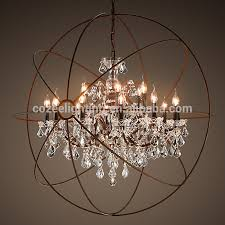 Industrial Crystal Chandelier Orb Chandelier Orb Chandelier Suppliers And Manufacturers At