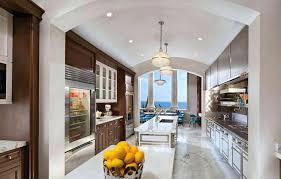 kitchen cabinets models luxurious modern galley kitchen design