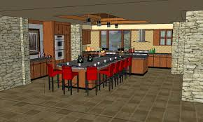 sketchup kitchen design sketchup kitchen design and design kitchen