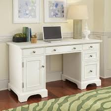 white computer desk with bookshelf bench combined sliding keyboard