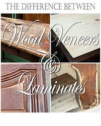 what are veneer cabinets tip tuesday the difference between veneer laminate