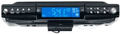 Kitchen Cd Player Under Cabinet by Ge 75400ge Spacemaker Digital Am Fm Cd Player With Tv Weatherband