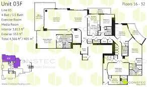 4 bedroom condos condo brickell key condos for sale in brickell