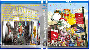 macy s thanksgiving day parade 2006 cover by mryoshi1996